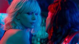Atomic Blonde (2017) Charlize Theron, Sofia Boutella
